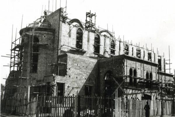 eglise saint gabriel construction