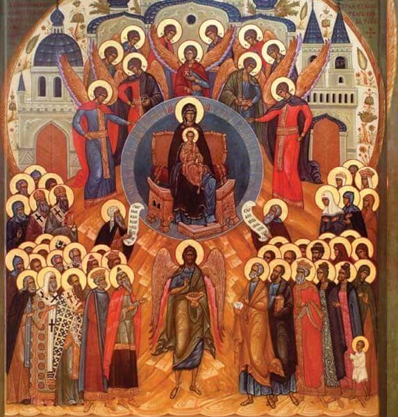 Festa di Tutti i Santi dans immagini sacre la-toussaint