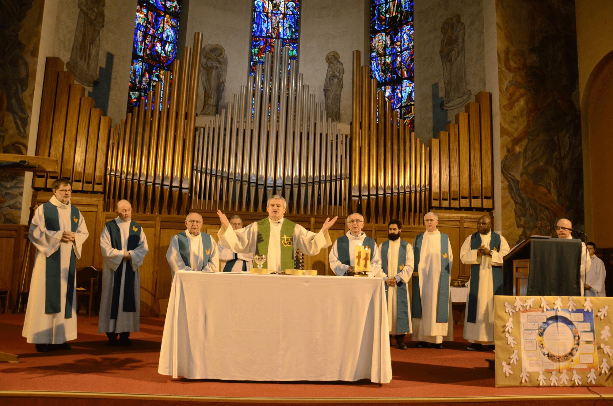 1ère communion | Paroisse Saint Gabriel