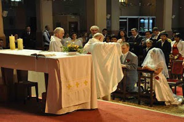 Mariage a saint gabriel